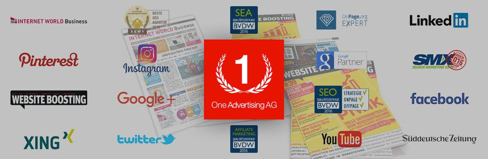 Agentur Stellenangebote bei der One Advertising AG