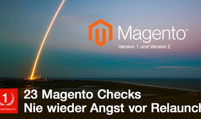 Magento Relaunch Checkliste