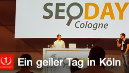 One Advertising AG @ SEO-DAY 2016 in Köln