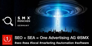 One Advertising AG auf der SMX 2017