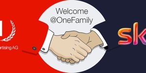 Welcome@OneFamily: Sky