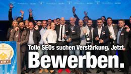 SEO Jobs - Stellenangebote - One Advertising