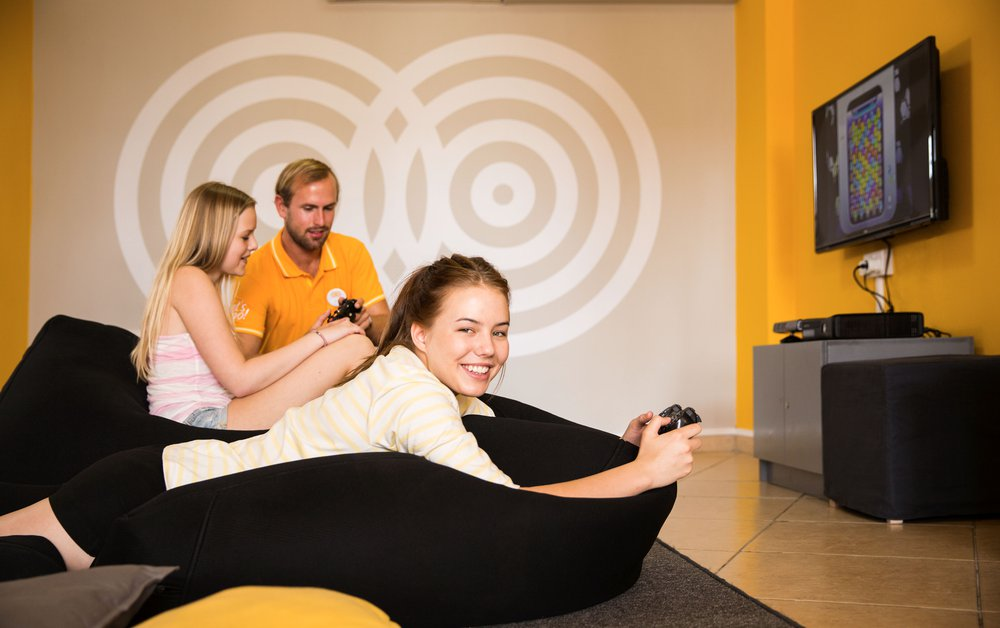 SunConnect Teen Lounge
