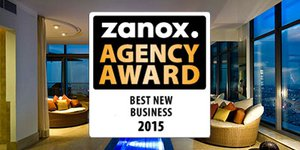 zanox Best New Business Award für die One Advertising AG