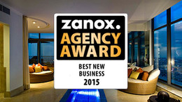 zanox Best New Business Award für One Advertising AG