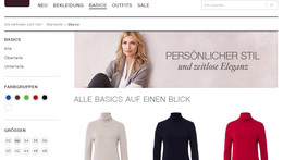 Olsen Fashion E-Commerce - One Advertising AG