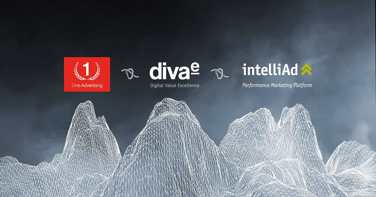 diva-e, One Advertising & intelliAd besiegeln Partnerschaft