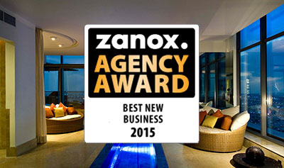 One Advertising AG erhält zanox Best New Business Award 2015