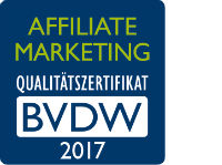 BVDW Qualitätszertifikat - Affiliate Marketing
