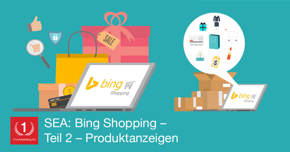 SEA: Bing Shopping – Produktanzeigen