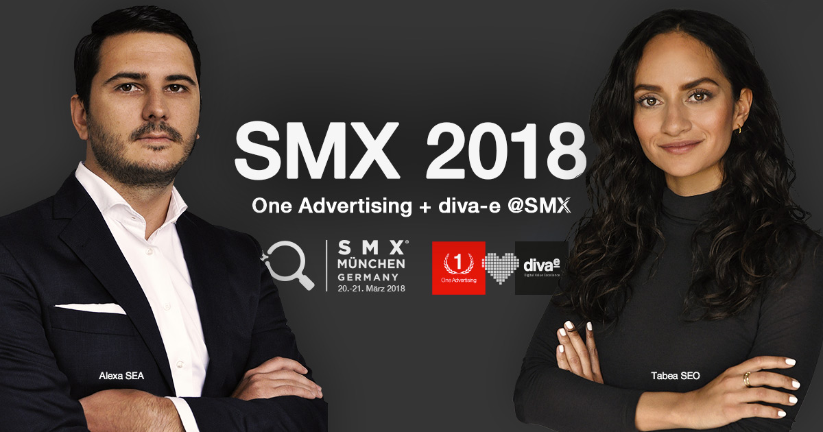 SMX 2018: One Advertising stellt SEO-SEA Balancer vor