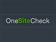 One SEO Sitecheck