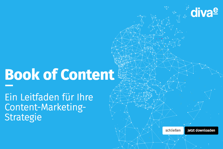 Book of Content: Leitfaden für Content Marketing