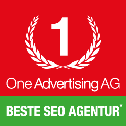 One Advertising AG - Beste SEO Agentur